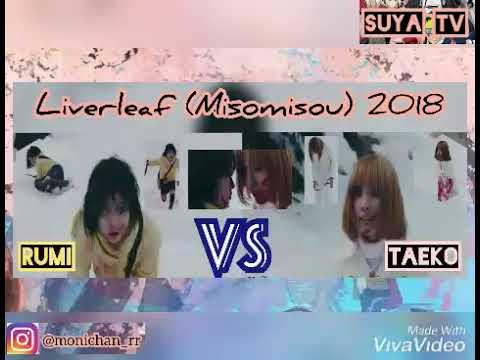 "Liverleaf (Misumisou) 2018, ""Rumi vs Taeko"""