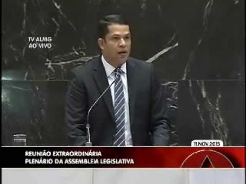 Parlamentar critica possível barragem em Rio Acima