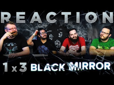 "Black Mirror 1x3 REACTION!! ""The Entire History of You"""