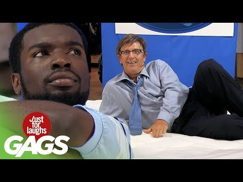 Best Of Just For Laughs Gags - Funniest Awkward Pranks - Youtube
