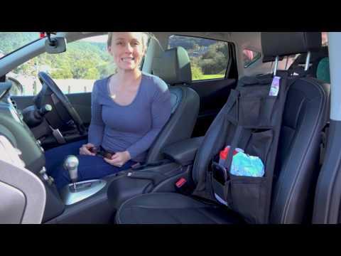 Adventure Kings Car seat organiser for all vehicles
