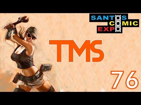 Elvira do Ipiranga! - Santos Comic Expo 2014 fase final - The Mullets Show #76