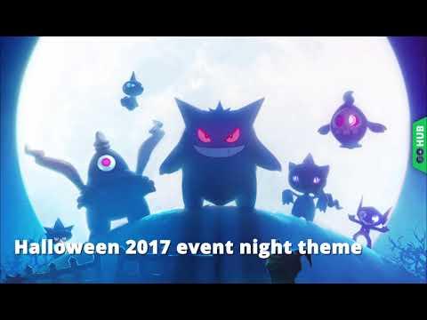 Pokémon GO Halloween 2017 event music: