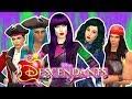 """Download Lagu Let's Play the Sims 4: Disney Descendants Asylum Challenge Episode 1 """"Toilet Death!"""" Mp3 Free"""