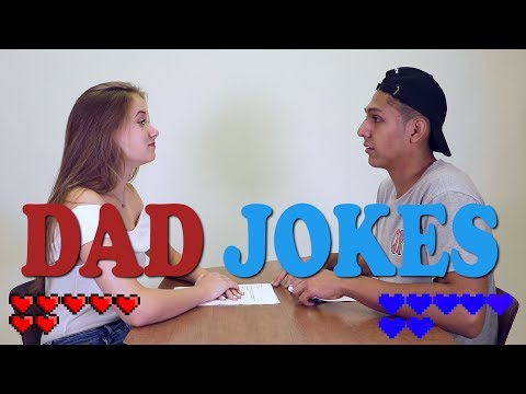 Vtv Plays: The Dad Jokes Competition!