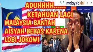 Video NAH LHOOO...!!! ~ NGAKUNYA ASYAH BEBAS KARENA LOBI JOKOWI, TERNYATA SEPERTI INI KATA MALAYSIA MP3, 3GP, MP4, WEBM, AVI, FLV Maret 2019