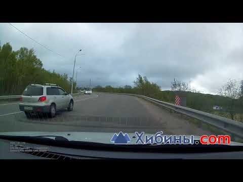 ДТП с автобусом в Мурманске