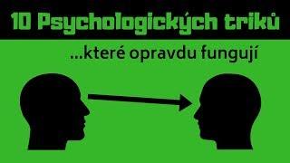 Video 10 PSYCHOLOGICKÝCH TRIKŮ ( Které opravdu FUNGUJÍ ) MP3, 3GP, MP4, WEBM, AVI, FLV Januari 2019