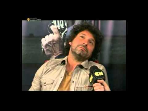 Iván Noble video Pistolas al amanecer - Entrevista 2013