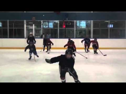 EDGE Power Skating – sampling of teaching techniques and drills