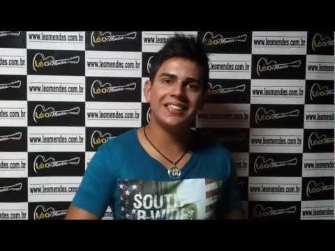 Léo Mendes em Limeira do Oeste-MG dia 23-03-13