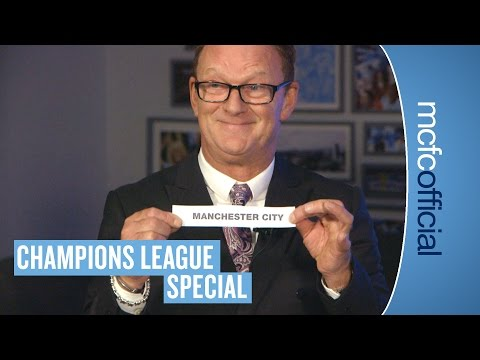 Video: MOCK CHAMPIONS LEAGUE DRAW | City Today