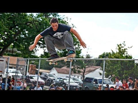 2015 Anadarko Am Jam (Skateboarding Competition) Anadarko, Oklahoma
