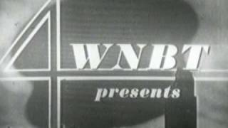 (1/3) RARE 1949 - WNBT Channel 4 New York