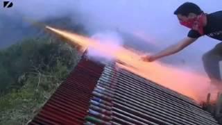 Firework War!