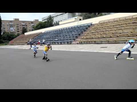 Тренування молодшої групи ПЛСУ 22.06.2014 (КНЕУ)