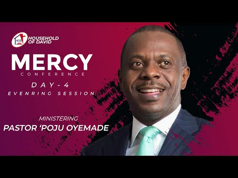 Mercy Conference 2020 - Day 4 Evening Session | Pastor 'Poju Oyemade