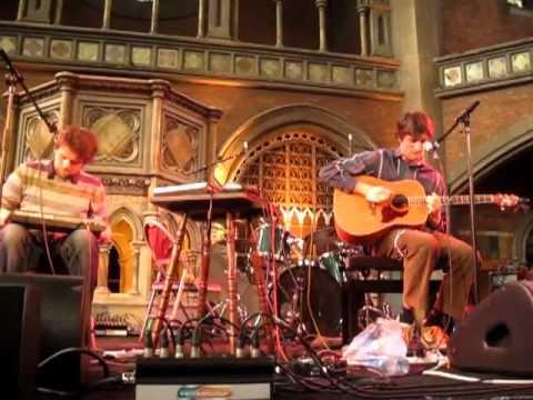 E.L. Heath - Y Pum (Live @ Daylight Music, Union Chapel, London, 07.04.12)