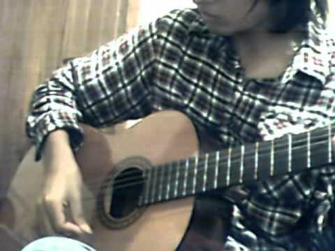 Rasgueo de guitarra basico