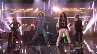 Justin Bieber ft. LMFAO - Party rock anthem