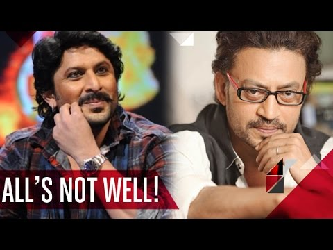 Irrfan Khan Walked Out Of 'Welcome To Karachi' Due To Arshad Warsi??