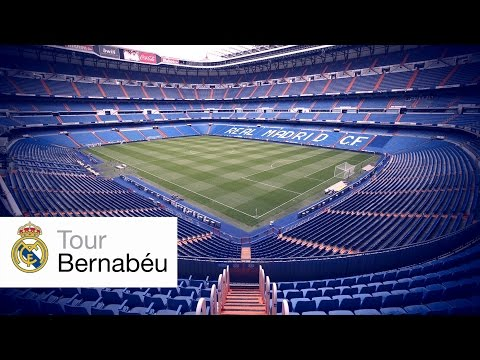 Santiago Bernabéu Stadion von Real Madrid wird renoviert