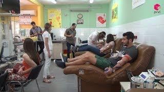 Tri mostarske udruge i Ragbi klub Herceg'' odazvali se na akciju darivanja krvi