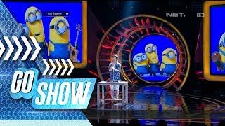 Video Ba ba ba ba ba nana! Genki make Minion song with cartoon characters sound! - Go Show MP3, 3GP, MP4, WEBM, AVI, FLV November 2018