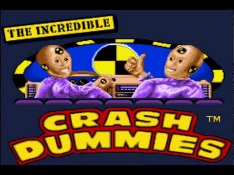 the incredible crash dummies super nintendo