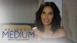 Video Padma Lakshmi Wants to Connect With Late Lover Teddy | Hollywood Medium with Tyler Henry | E! MP3, 3GP, MP4, WEBM, AVI, FLV Desember 2018