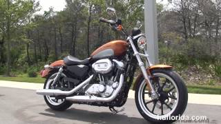 7. New 2014 Harley Davidson XL1200T Sportster 1200 Superlow Motorcycles for sale - Perry, FL