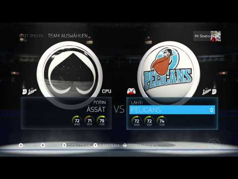 NHL 15: Teams FIN Liiga (Jerseys,…) HD