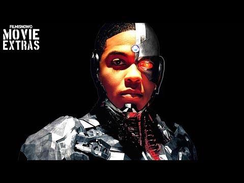 "Justice League ""Victor Stone aka Cyborg"" Featurette (2017)"