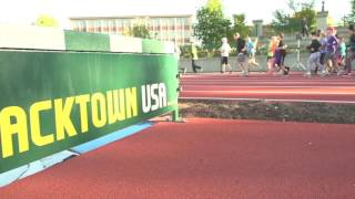 TrackTown Fitness - 2017 Launch