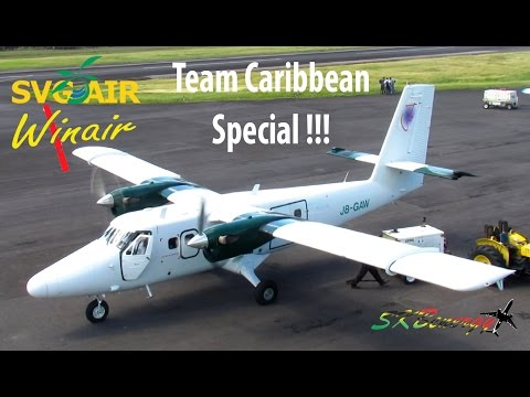 This is my first Team Caribbean...