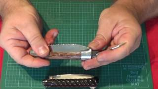 Issoire France  city photo : French Yssingeaux and Issoire French folding knives by Fontenille-Pataud