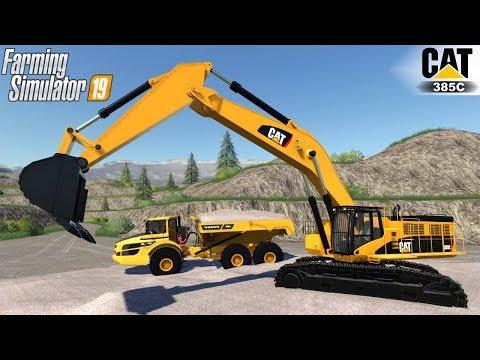 CAT 385C Excavator v1.0.0.0