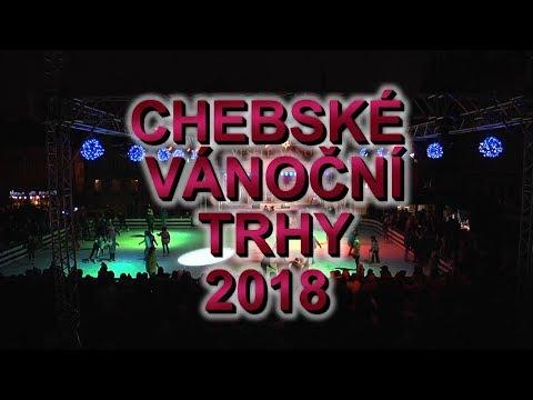 Chebské vánoční trhy 2018 první část