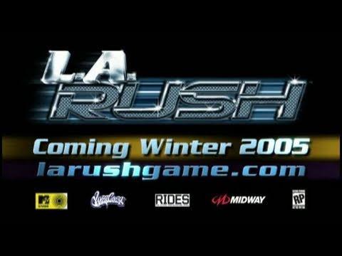 L.A. Rush Playstation 2