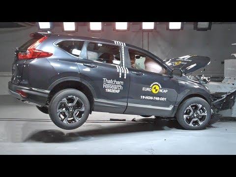 Honda CR V 2019 như thế này đã đủ an toàn và yên tâm mua chưa các bác? @ vcloz.com