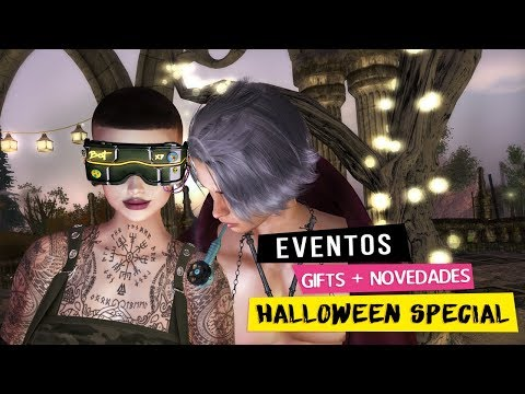 Ep.38: Especial #Halloween I Free gifts + novedades Second Life