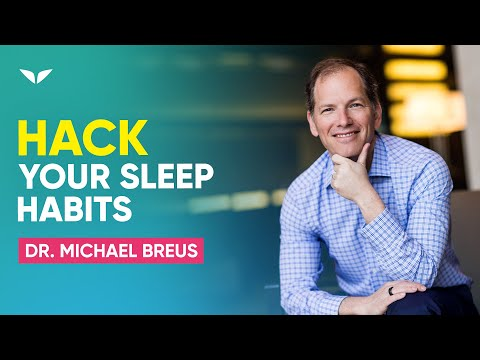 10 things You Can Do To Help With Your Sleep Right NOW  | Michael Breus