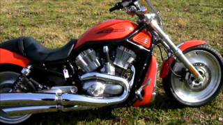 6. 2005 Harley Davidson V-Rod VRSCB stock# 9-3727  walk around review
