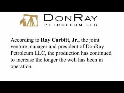 DonRay Petroleum, LLC Announces Completion of the DRP Grace #41 Well