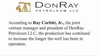 DonRay Petroleum announces the completion of the DRP Grace #41 well in Noble County, OK.