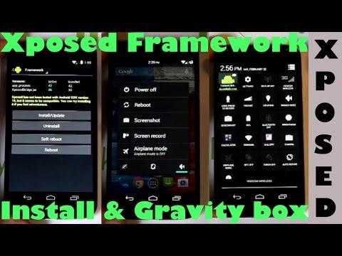 Video of GravityBox Unlocker