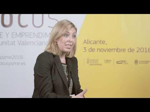 Entrevista a Rocío Briones, Directora General de Empleo y del SERVEF[;;;][;;;]
