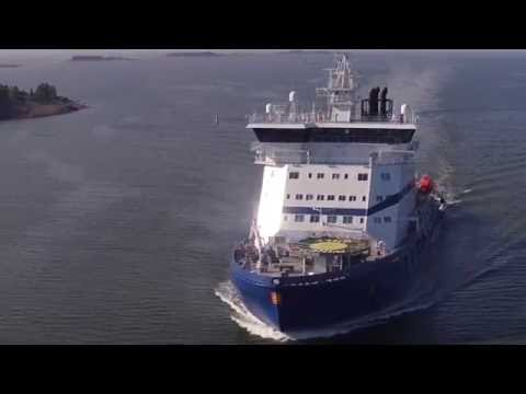 Первый в мире LNG-ледокол: как строился Polaris - Центр транспортных стратегий