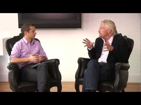 Richard Branson Explains His Secrets to Success – LinkedIn Exclusive