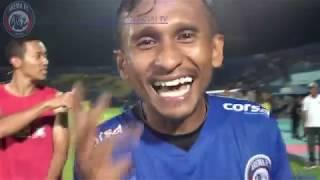 DIBALIK ARENA: Arema FC vs Persita, Menang Besar